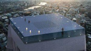 Esta será la primera piscina infinita del mundo con vistas 360