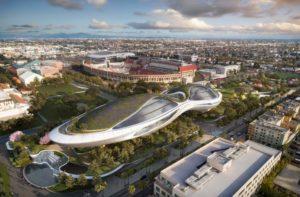 El impresionante museo de George Lucas que abre en Los Ángeles