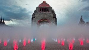 Imperdible en México: el Monumento a la Revolución Mexicana (al amanecer)