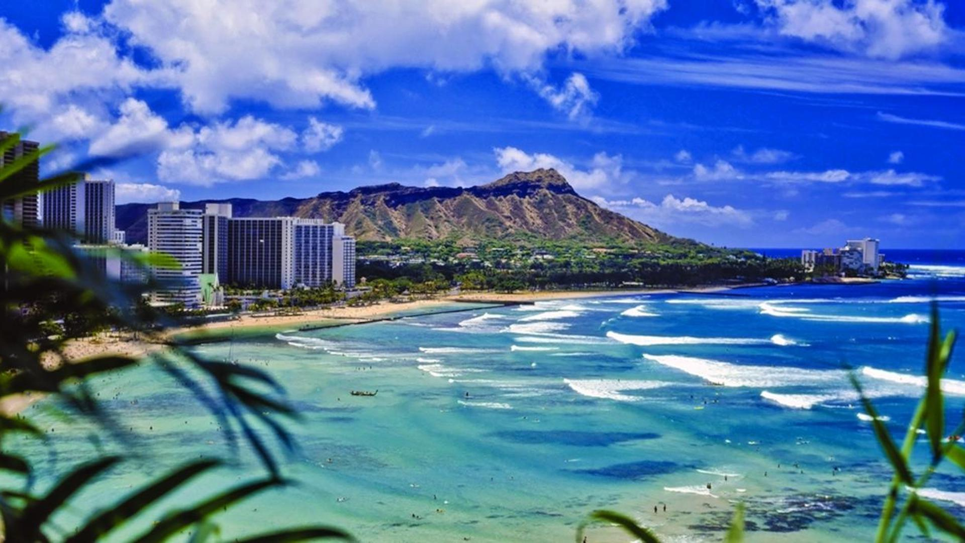 Las mejores playas en la Costa Oeste de Estados Unidos