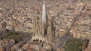La construcción de la Sagrada Familia estará terminada en 2026