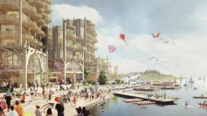 Google planea construir en Toronto el barrio más innovador del mundo