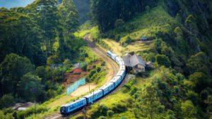 Un viaje épico para recorrer el mundo en tren: 15 países en cuatro continentes