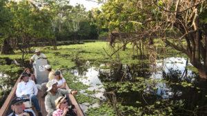 Así es recorrer el Amazonas de Perú, partiendo desde Iquitos