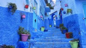 Así es Chefchaouen, la ciudad de Marruecos donde predomina el color azul