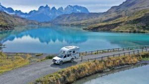 Las mejores rutas para viajar por Chile en motorhome y casas rodantes