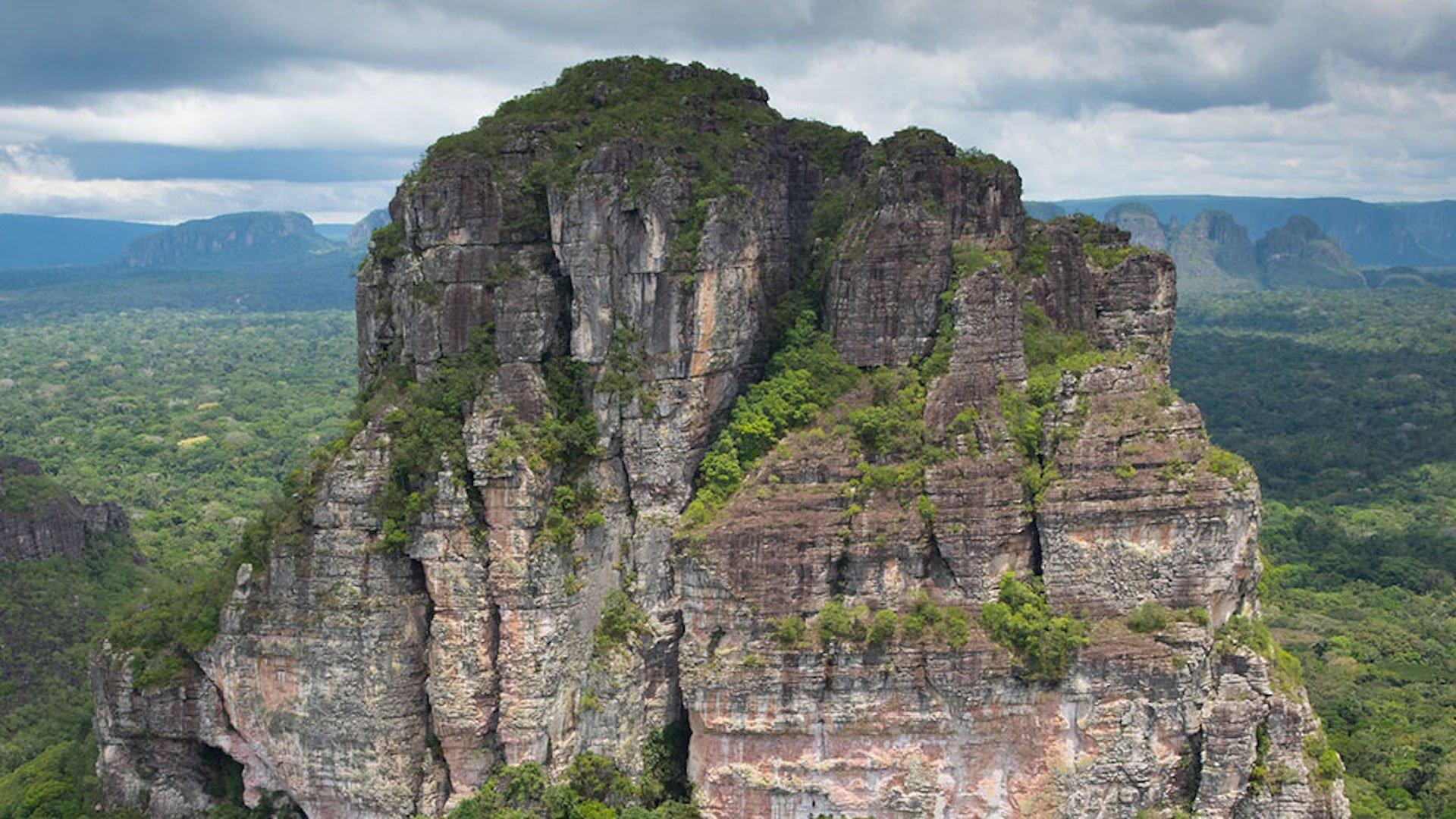 Chiribiquete: uno de los atractivos turísticos en pleno Amazonas de Colombia