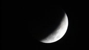 Eclipse parcial de la Luna del 16 de julio: transmisión en vivo