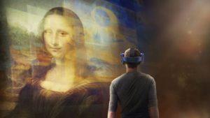 Podremos ver a la Mona Lisa en detalle gracias a la realidad virtual