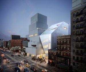 El New Museum de arte contemporáneo de Nueva York suma otro edificio