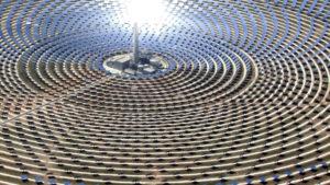 Esta es la mayor planta de energía solar del mundo