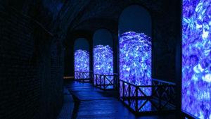 Ahora se pueden recorrer los túneles de las termas de Caracalla en Roma