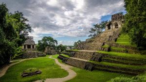 Así es la ciudad de Palenque en México, una perla de la arquitectura maya