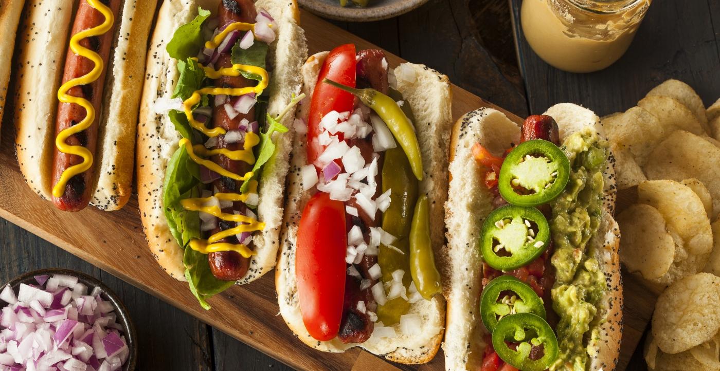 Algunos de los sándwiches más típicos de Chile