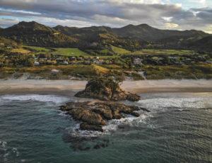 Así es la imperdible Great Barrier Island en Nueva Zelanda