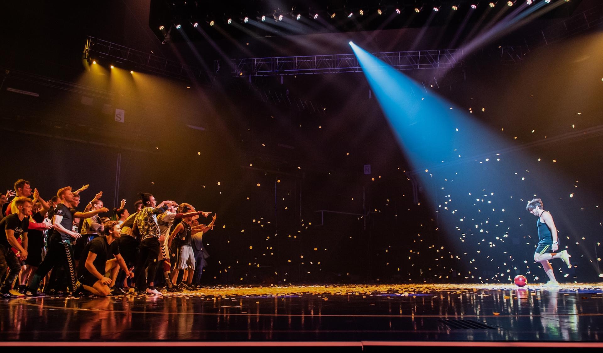 El show Messi10 by Cirque du Soleil llega a Argentina: entradas a la venta