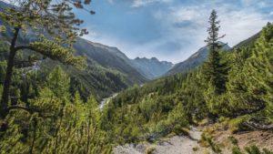 Así es el Parque Nacional de Suiza
