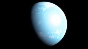 La Nasa encontró un planeta similar a la Tierra y potencialmente habitable