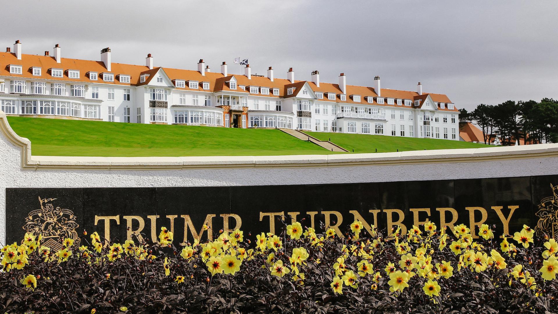 REVIEW Trump Turnberry Hotel & Resort: una Escocia superior