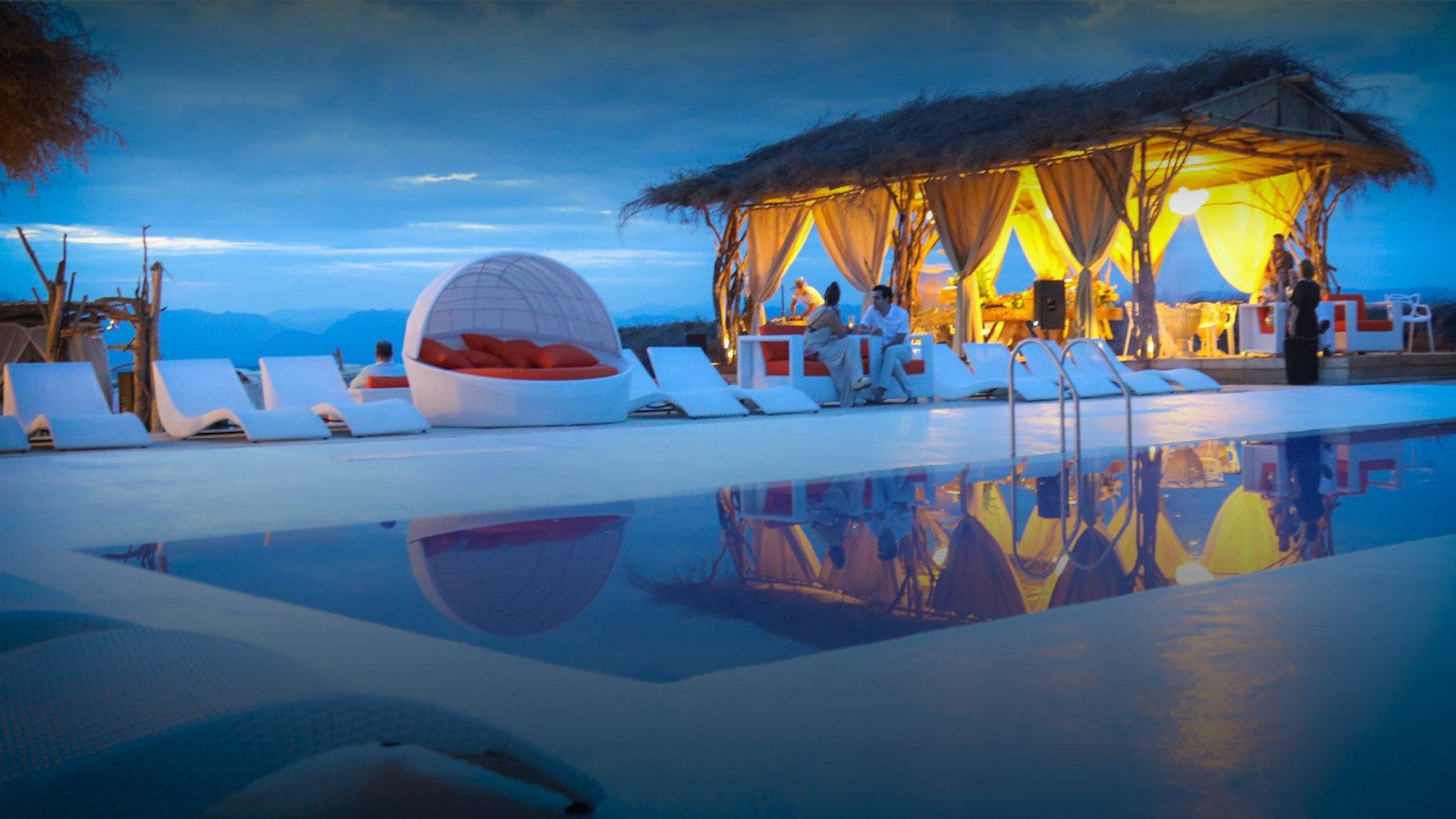 Los mejores destinos para unas vacaciones de lujo en Colombia