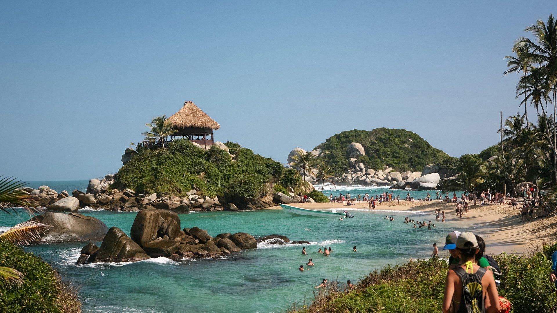 10 destinos para visitar en Colombia