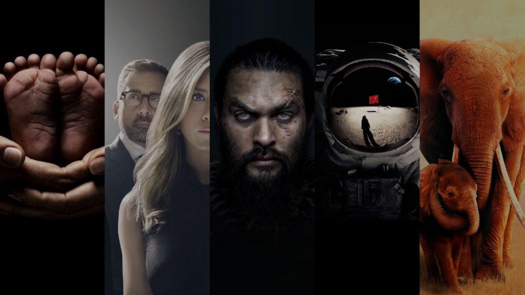 Estas son las series de Apple TV+: lanzamiento 1 de noviembre