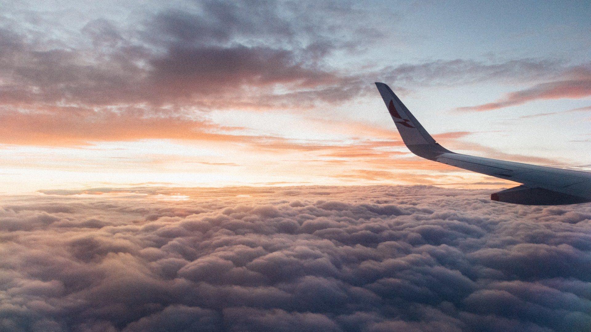 Por qué los aviones vuelan a 36 mil pies de altura