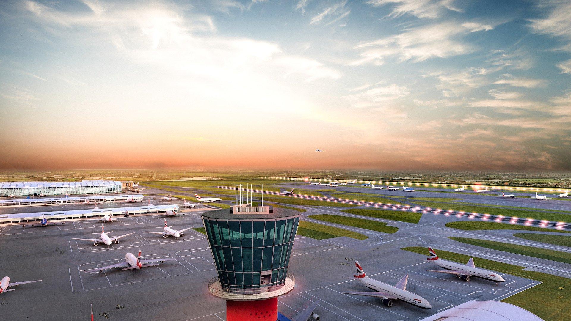 Los aeropuertos con mejores conexiones del mundo, y de Latinoamérica
