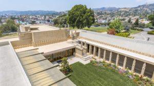 Para visitar en Los Ángeles: Hollyhock House, elegida Patrimonio de la Unesco