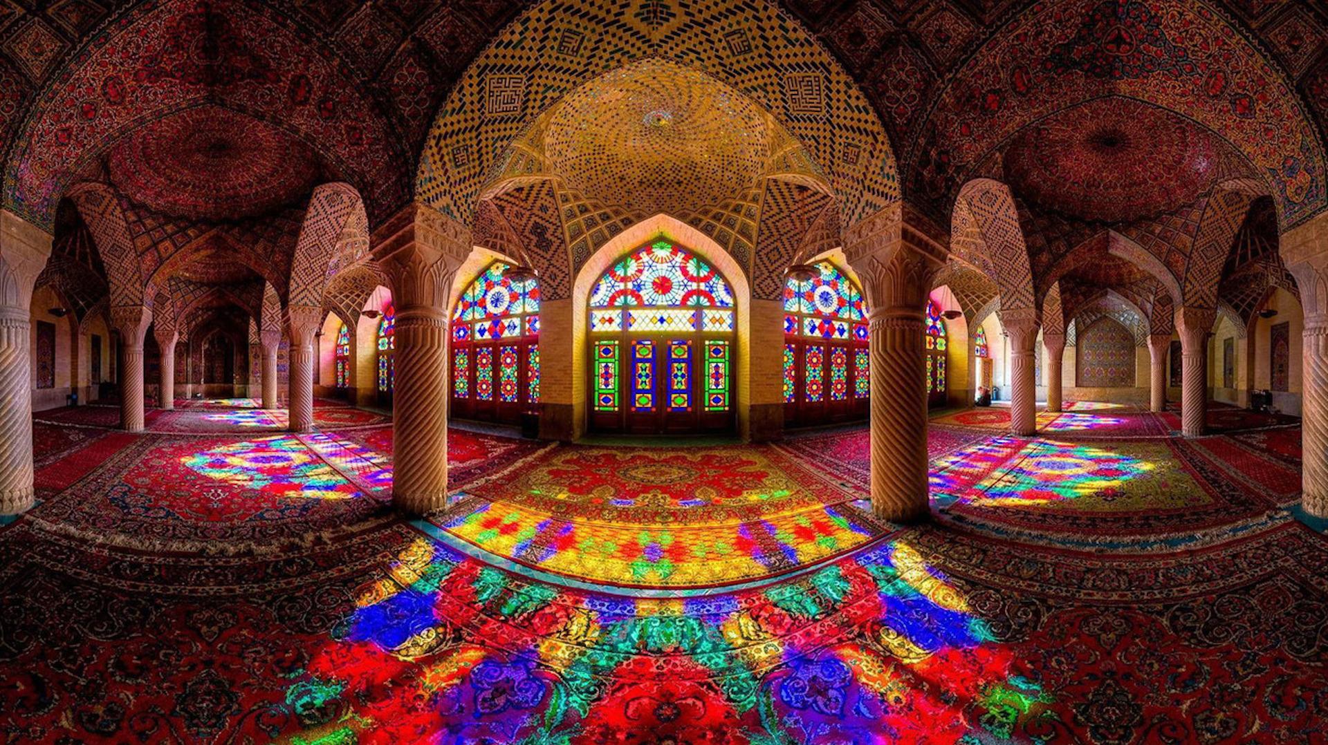 Cinco imprescindibles para visitar en Irán