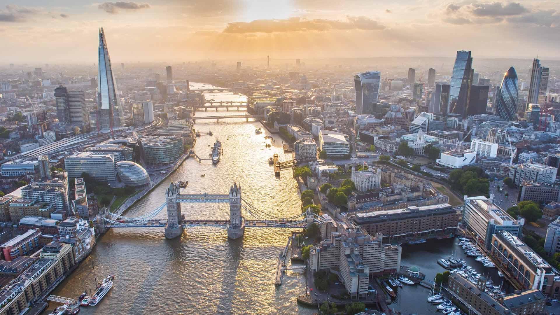 Dónde sacar las mejores fotos de Londres