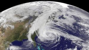 Los nombres de los huracanes de 2019, 2020, 2021, 2022, 2023 y 2024