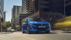 Así es el nuevo Peugeot 208 en imágenes