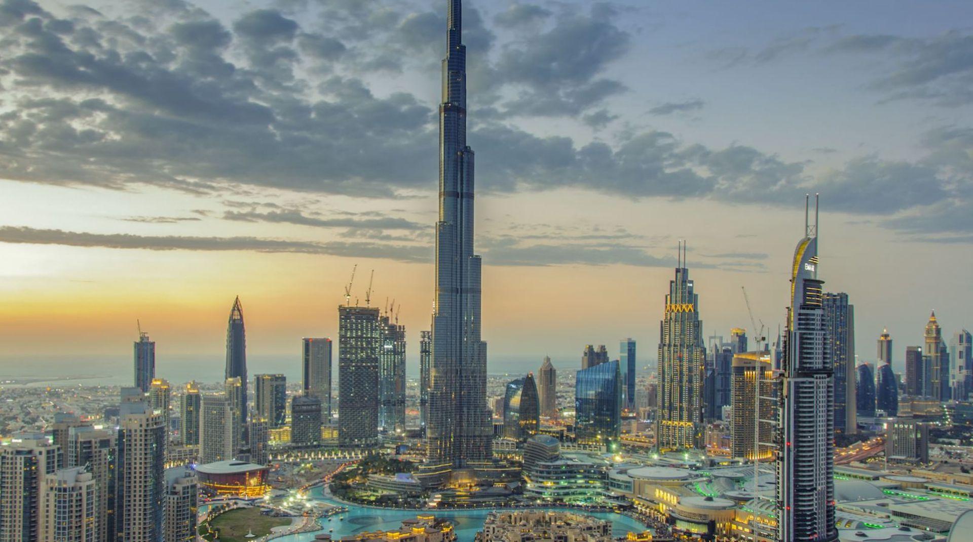 Estos son los 20 rascacielos más altos del mundo