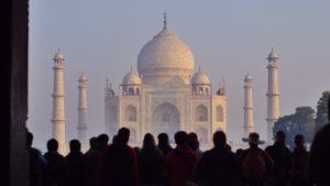 Ahora también se puede visitar el Taj Mahal de noche