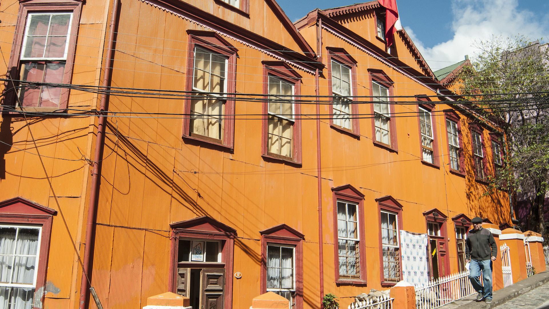 Cinco cosas para hacer en Valparaíso, destino multicolor en Chile