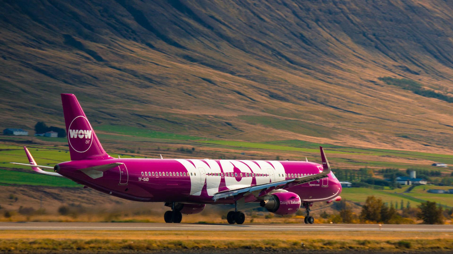 Tras su quiebra, vuelve la aerolínea Wow Air