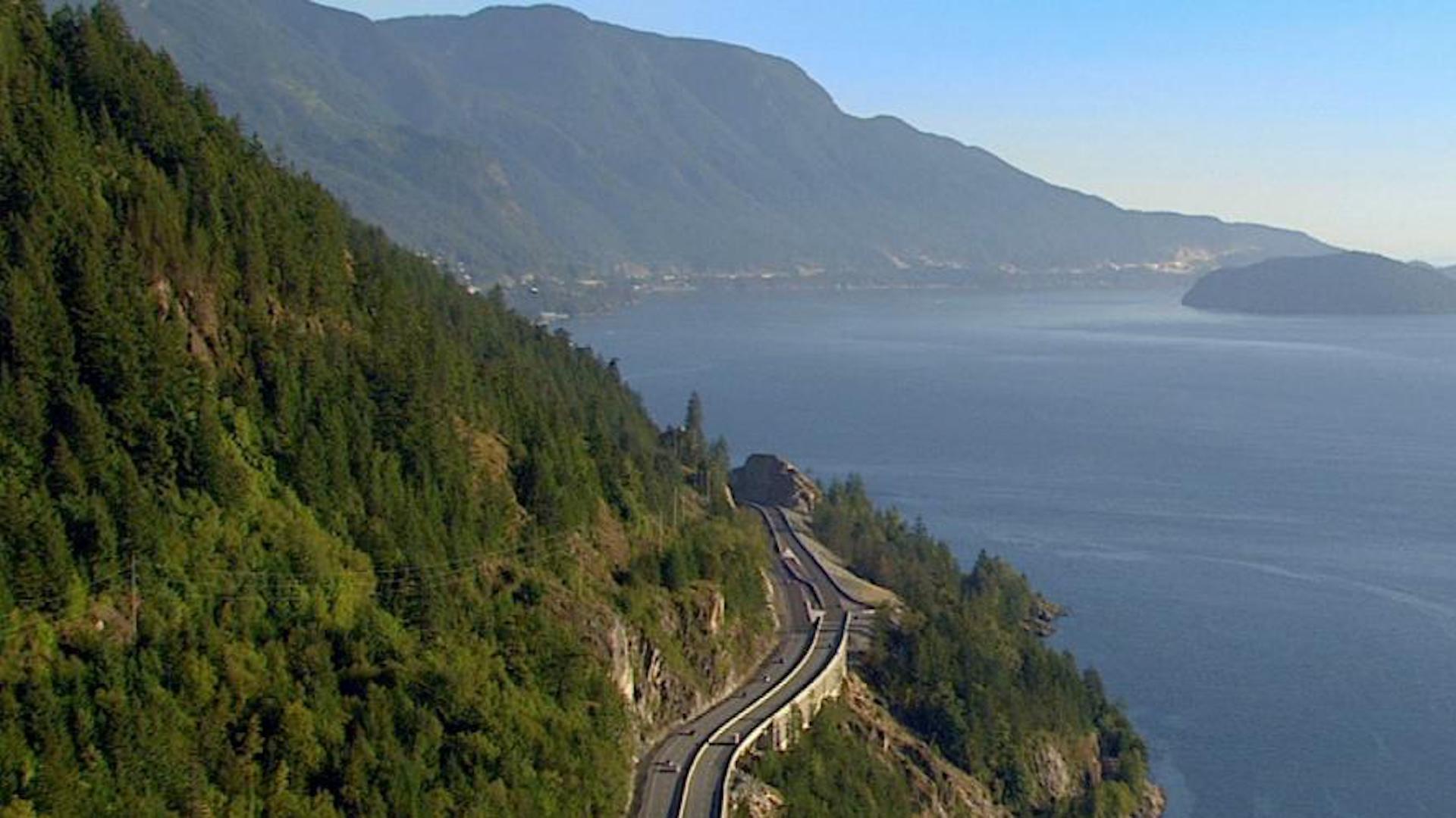 5 paseos imprescindibles por ruta en la Columbia Británica en Canadá