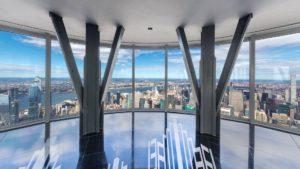 El Empire State de Nueva York tiene nuevo observatorio en el piso 102