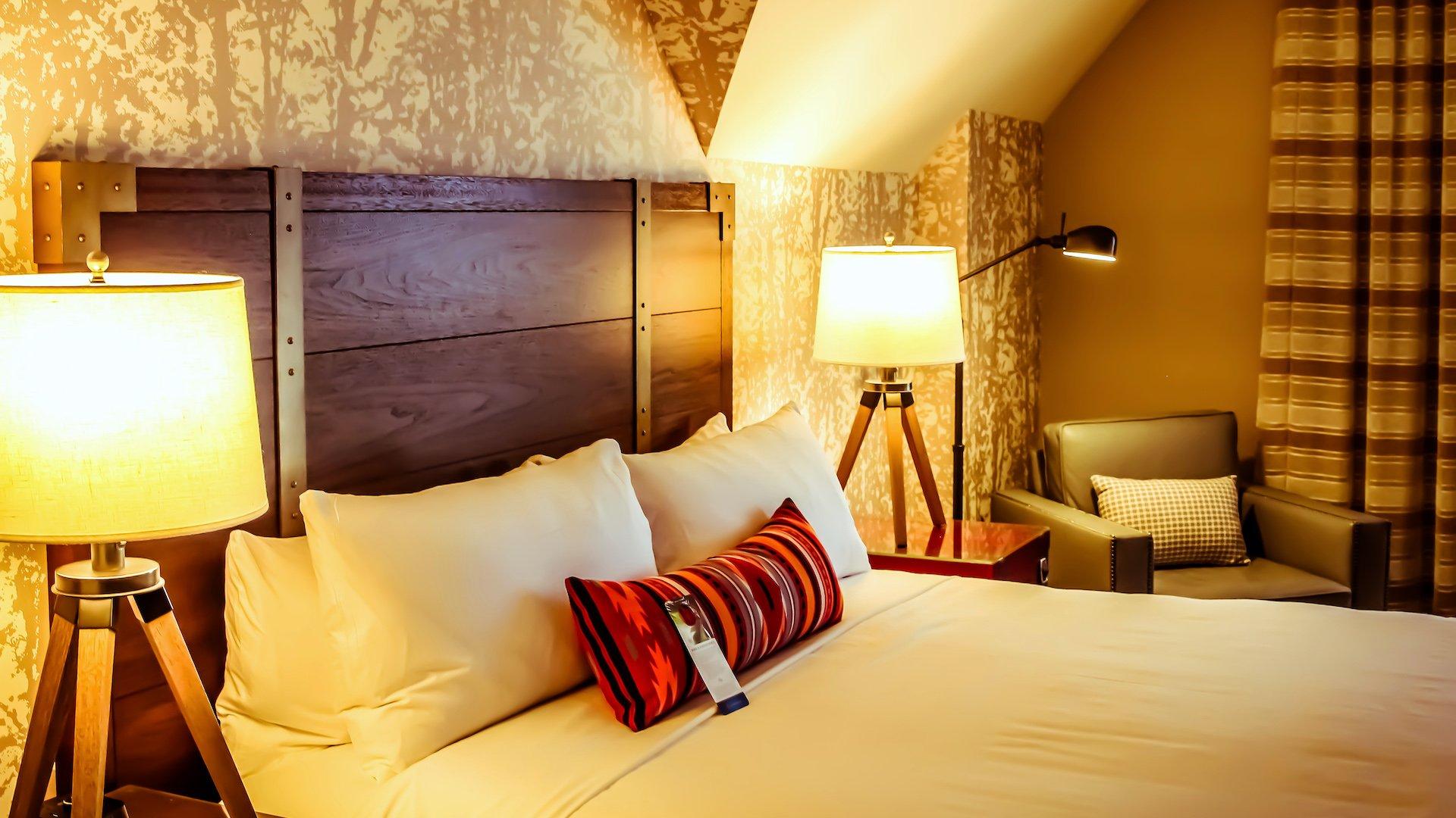 REVIEW Gaylord Rockies Hotel Denver: un resort fuera de serie