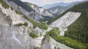 Así es Glacier Express, el fantástico recorrido en tren por Suiza