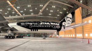 Este es el Stormtrooper Plane, el avión de Star Wars de LATAM