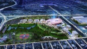 Este será el nuevo estadio de fútbol de David Beckham en Miami