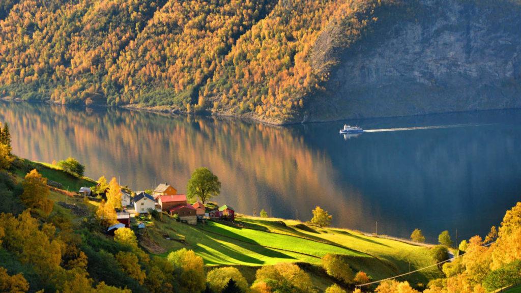 7 razones y cosas para hacer durante el otoño en Noruega