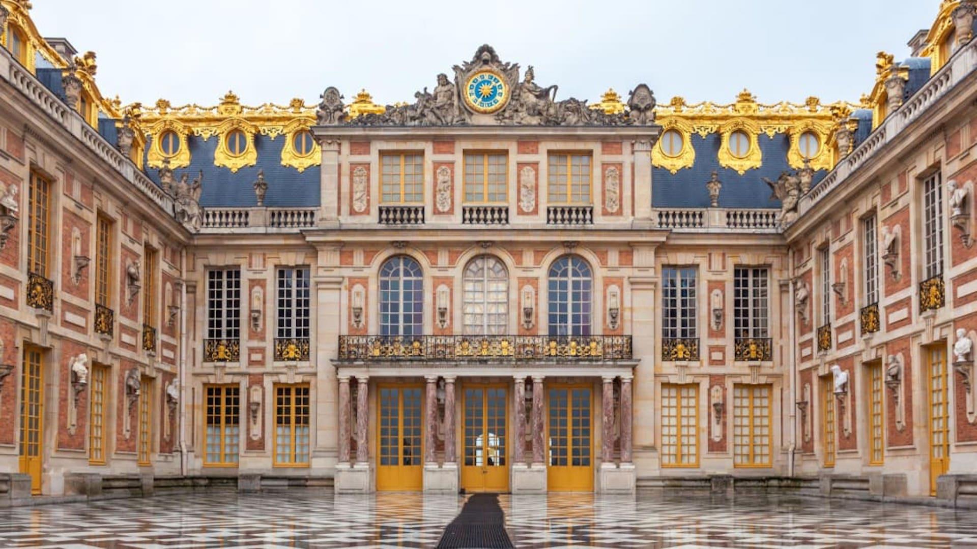 El Palacio de Versalles, en Francia, tendrá un hotel — Conocedores.com