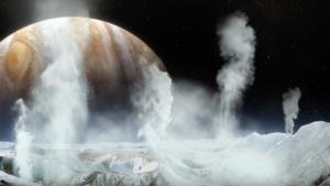 ¿Hay agua en otro lugar del Sistema Solar? Sí, en Europa