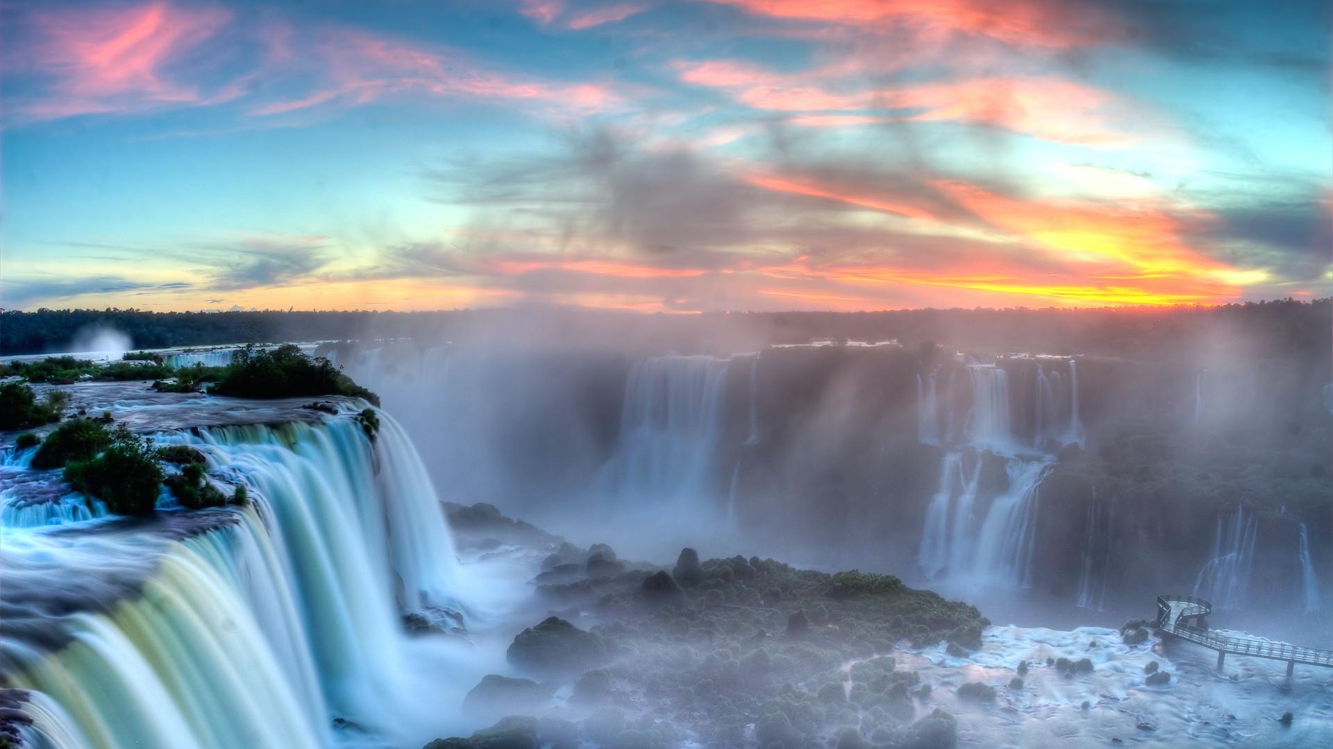 Estas son algunas de las mejores cataratas del mundo para visitar