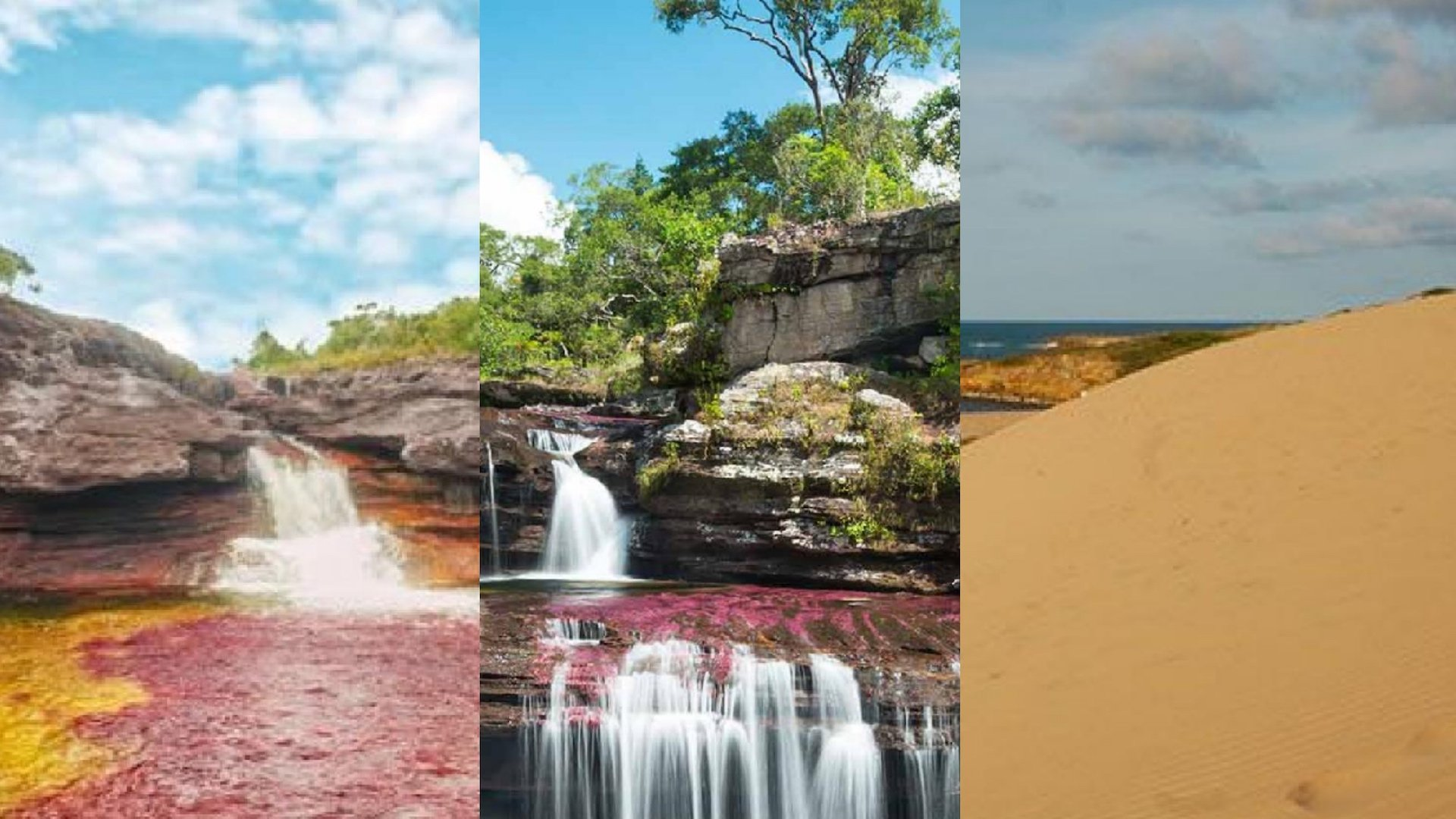 6 destinos turísticos distintos para viajar a Colombia