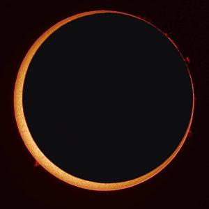El último eclipse solar de 2019: agendar el 26 de diciembre