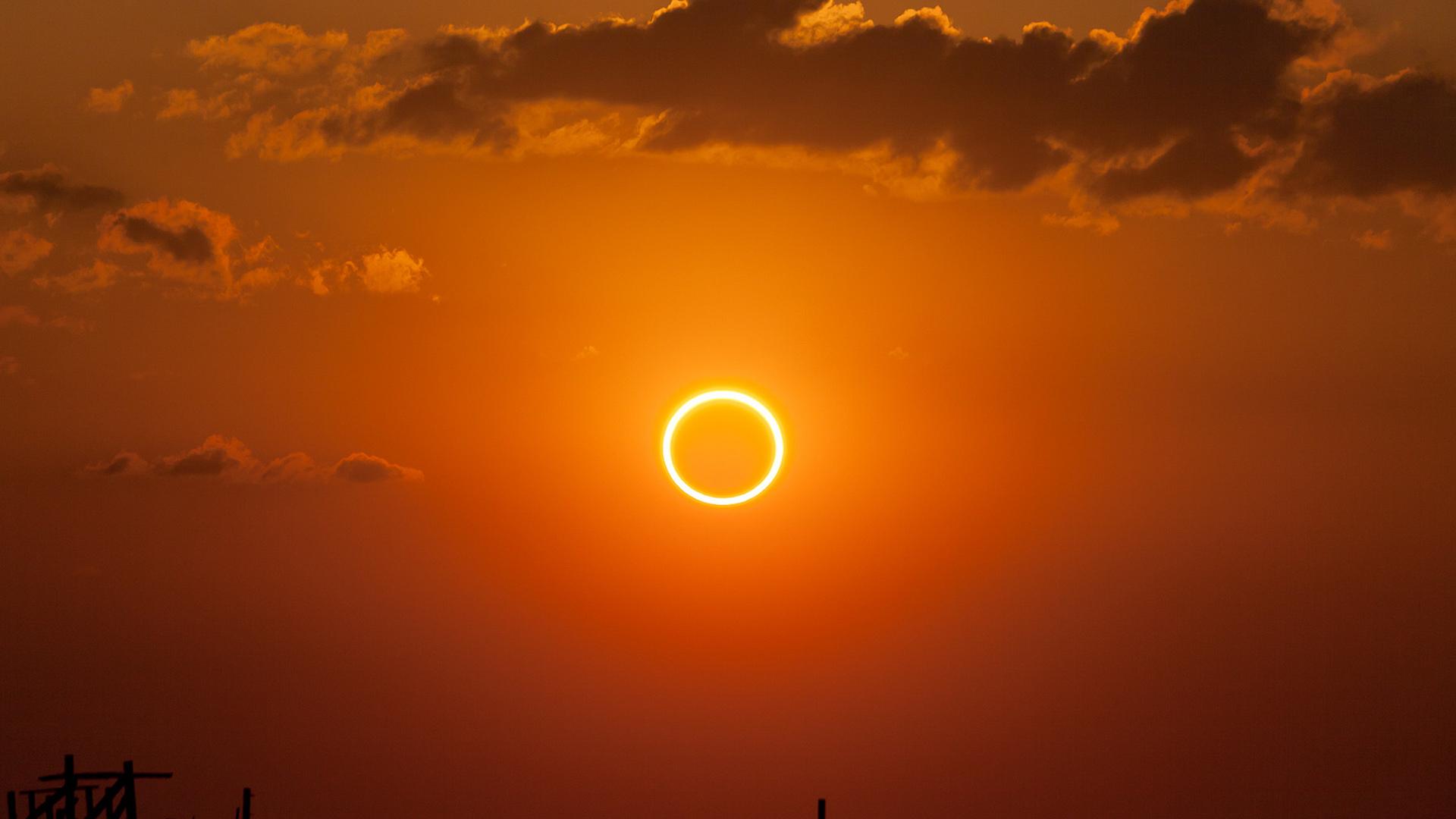Dónde ver el eclipse anular de sol del 26 de diciembre de 2019 — Conocedores.com